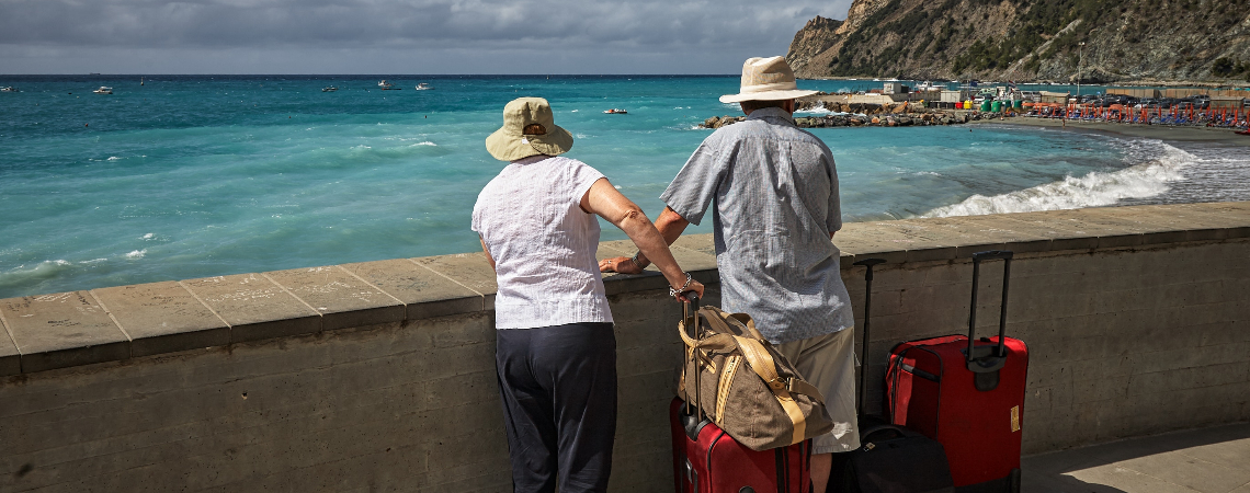 British Holidaymakers Are Suffering As Pound Falls