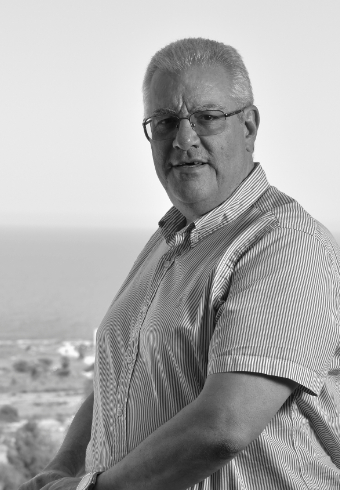 Kenneth De Martino, Chairman and Founder, KDM Group. Photos - Alan Carville.