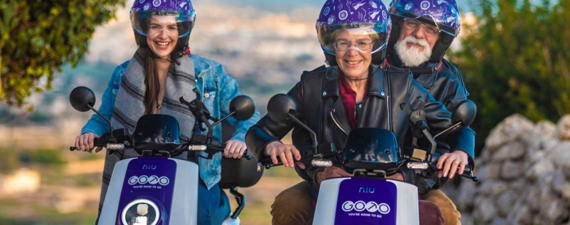 300 GoTo electric scooters to hit Malta's roads