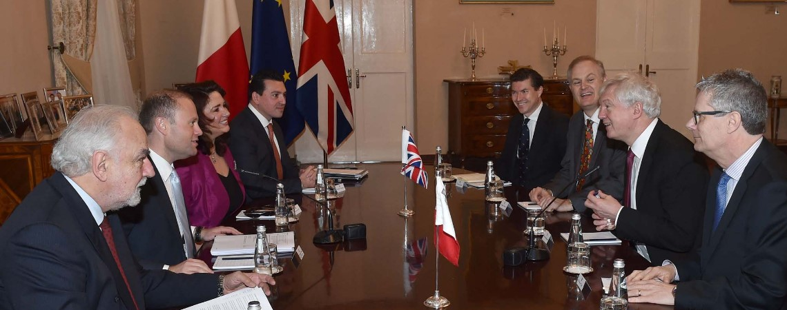 Malta And Uk Need Mutually Beneficial Free Trade Agreement