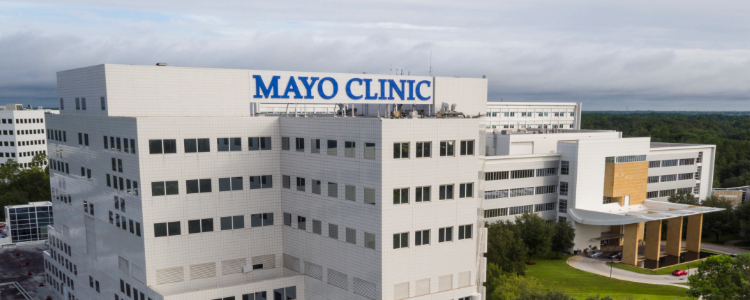 Dr Gianrico Farrugia, President and CEO, Mayo Clinic