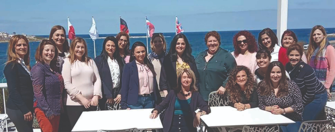 The two-day programme was designed exclusively for BOV women leaders of today and tomorrow.
