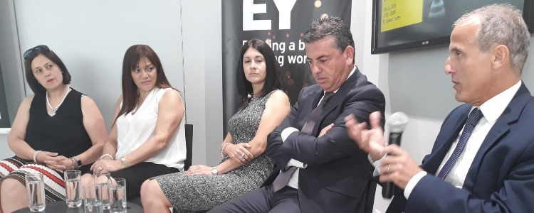 According an EY Survey compiled earlier this year, just 20 per cent of women occupy a managerial role within an organisation, and only 3 per cent of w
