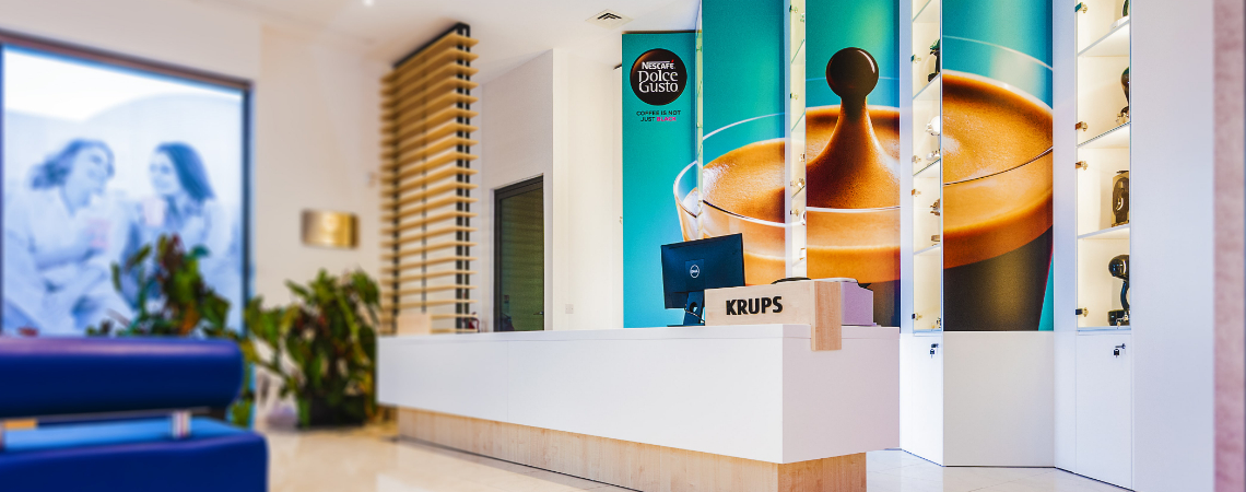 Coffee aficionados can now take advantage of the all-new, convenient and accessible Nescafé Dolce Gusto Service Point, dedicated to Malta's favourite