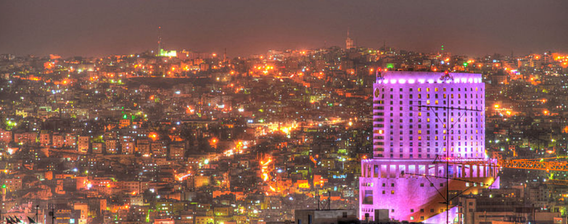 The city of Amman