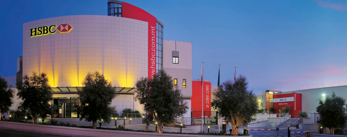 HSBC Malta Sustains Dividend, Shifts Focus To Growth