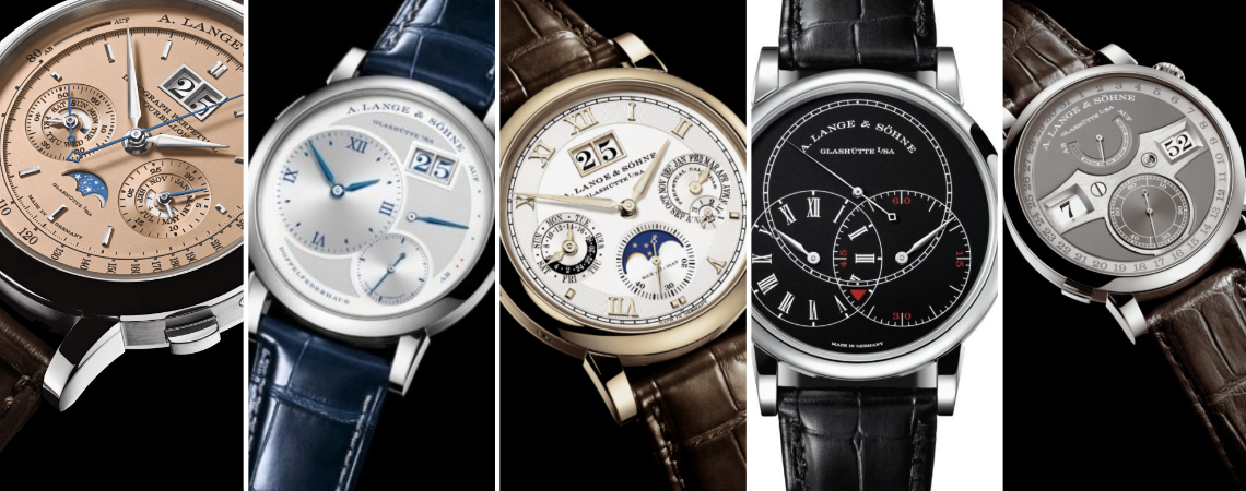 Based in Saxony, A. Lange & Söhne is one of the most exclusive brands in international fine watchmaking.