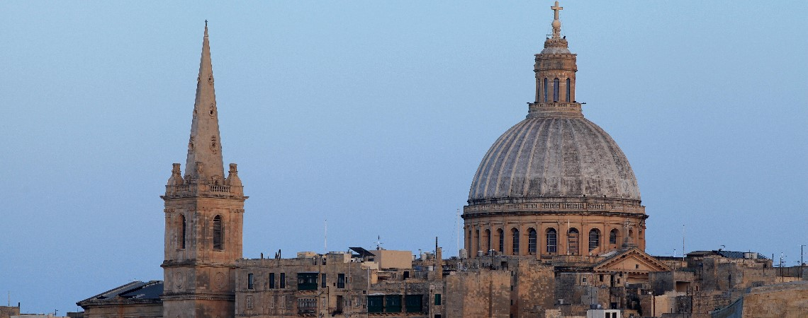 The restoration efforts needed were much more substantial than originally expected, according to the Save the Valletta Skyline committee.