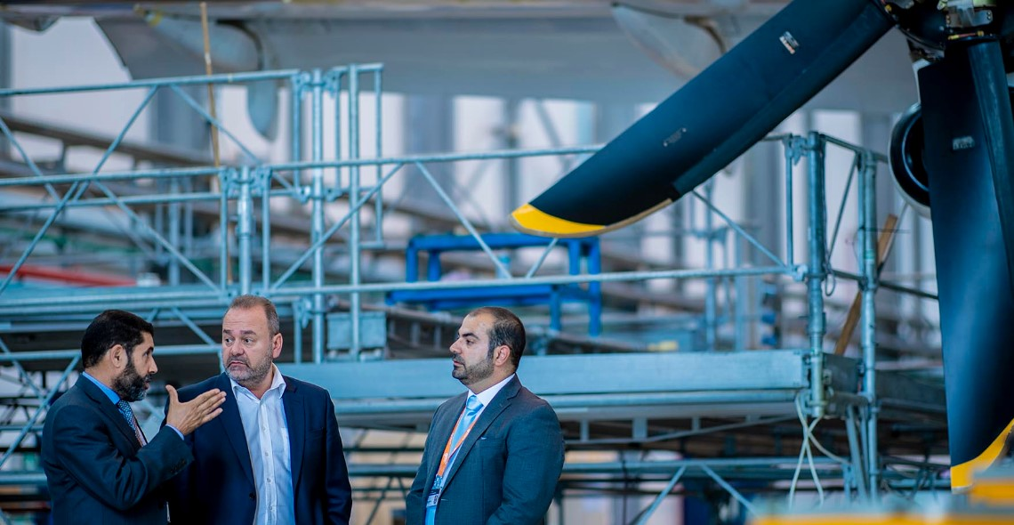 Medavia Technic is the newly branded technical arm of Mediterranean Aviation Co. Ltd, popularly known as Medavia, which has been established in Malta