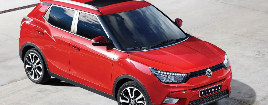 With the introduction of their contemporary Cross Over Utility (CUV), affectionately named the Tivoli, SsangYong have shown that they are able to comp