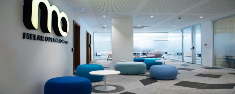 Melar Business Operations' New Offices Channel Tranquillity And Modernity