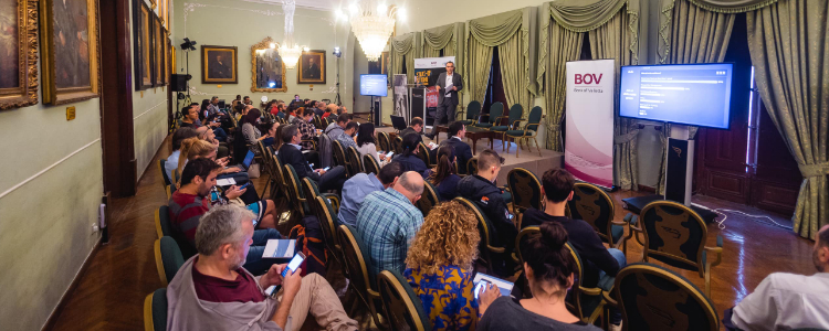Overwhelming attendance for Start-Up Access to Finance event
