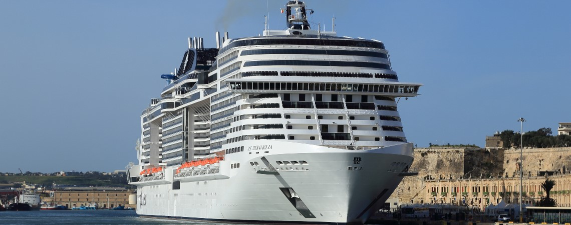 Cruise Passengers Fuel Tourist Arrival Growth In Malta