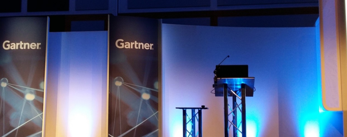 DataByte and Express Trailers have roped in Gartner, one of the world leaders in the consulting world for IT projects.