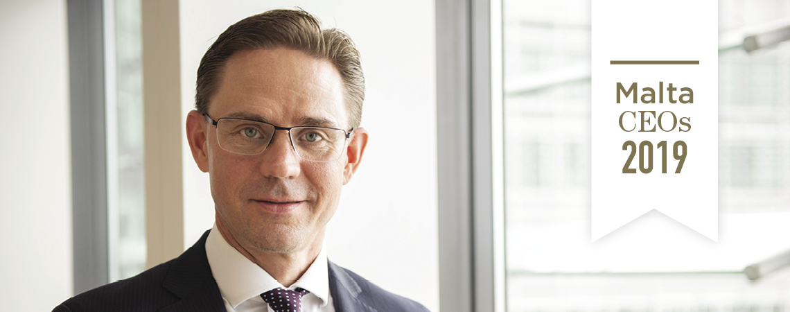 European Commission VP for Jobs, Growth, Investment and Competitiveness, Jyrki Tapani Katainen