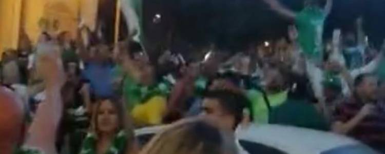 Floriana FC Celebrations