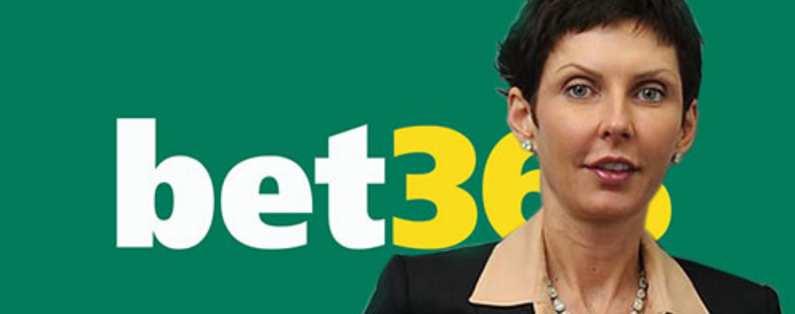 Denise Coates, CEO and founder of Bet365