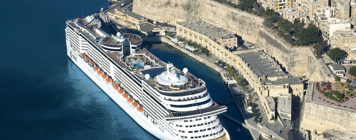 Total cruise passenger traffic amounted to 40,175, a decrease of 48.5 per cent over the corresponding period in 2019, according to new figures publish