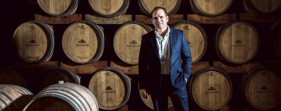 All in the family: Marsovin on 100 years of winemaking
