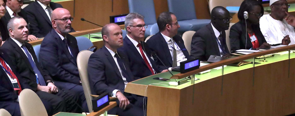 Muscat To United Nations - Crypto Will Become Future Of Money