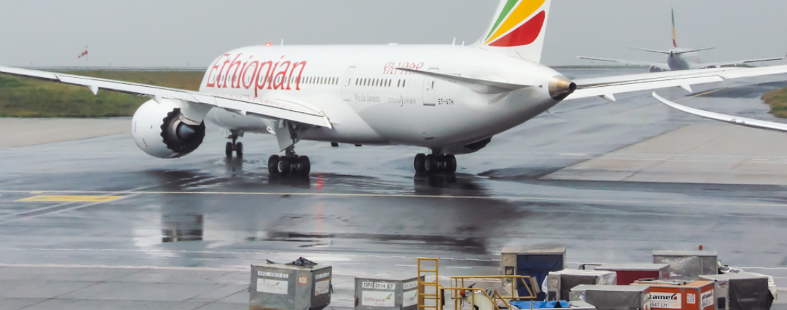 Ethiopian Airlines. Photo - Wikimedia Commons