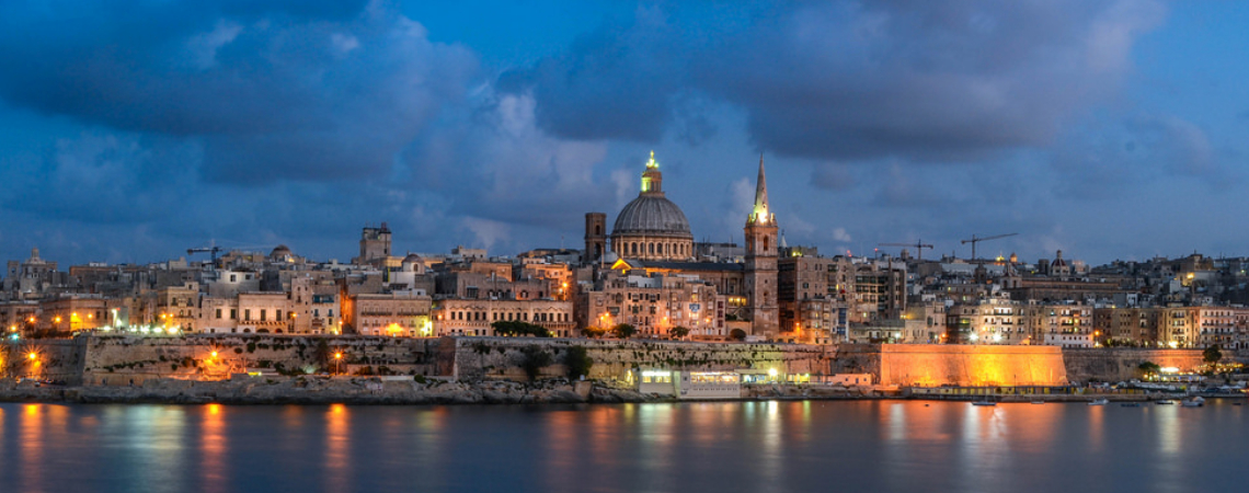A $3 Million Valletta Palazzo Is on Sale, But You Can Only Pay In Bitcoin