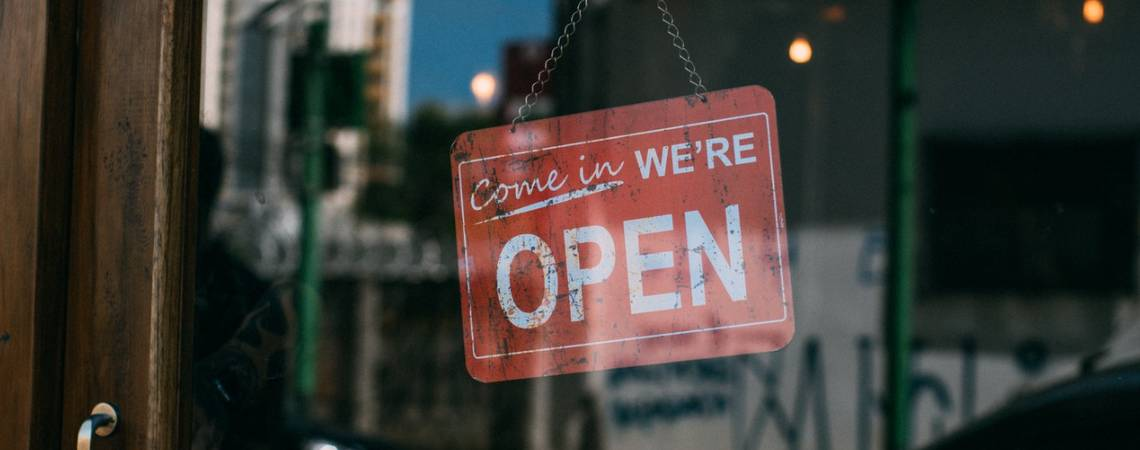 Today is the first day that non-essential shops were allowed to reopen following the COVID-19 enforced lockdown.
