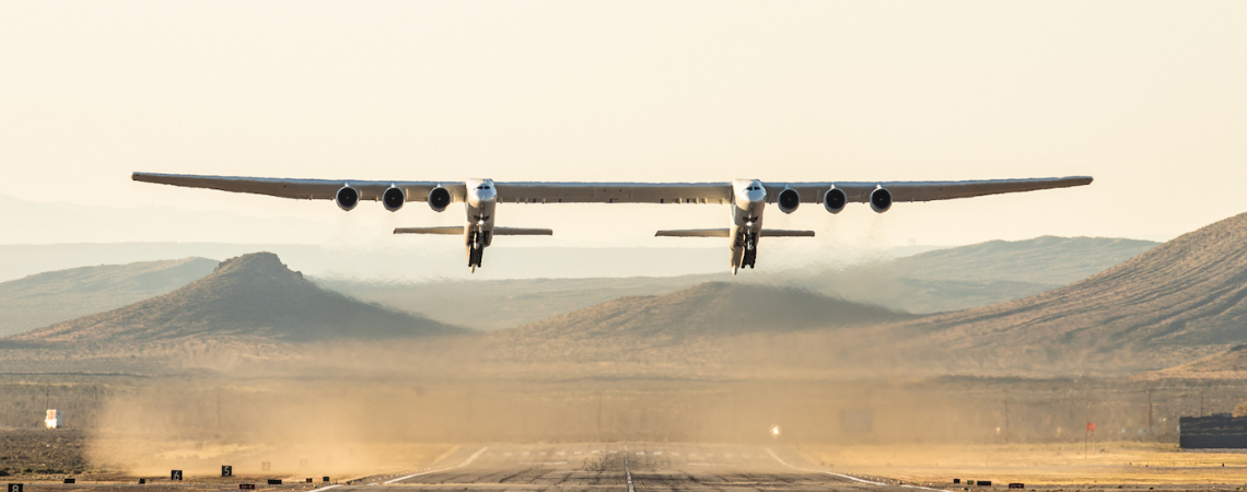 Photo - Stratolaunch