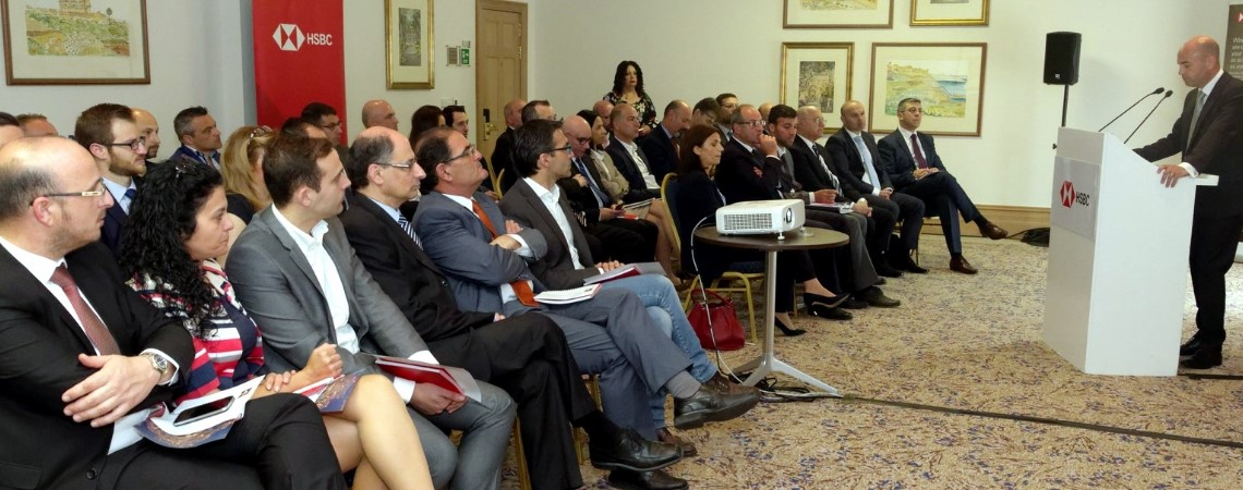 HSBC Malta And EY Organise Seminar To Support Corporates
