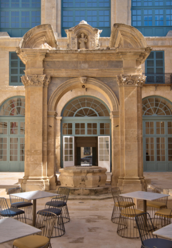 Peeling Back The Layers Of The 500-Year-Old Auberge d