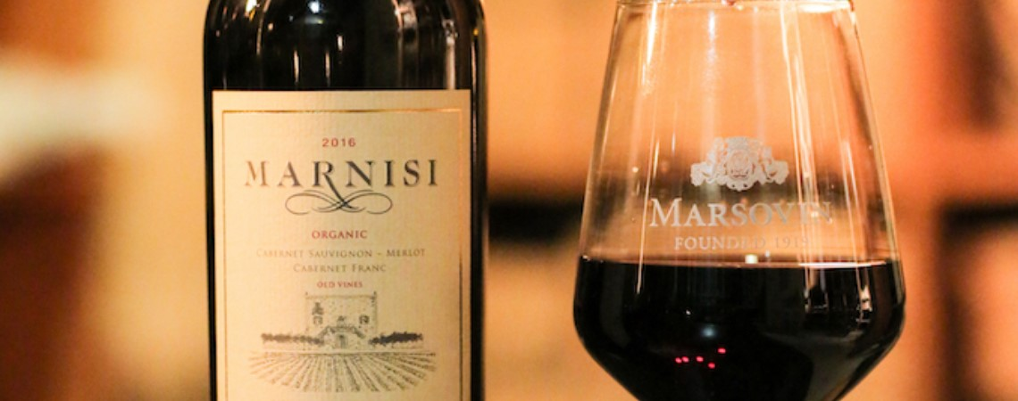 """""""We are very proud to be the first Maltese winery to successfully produce a premium organic wine,"""" said Jeremy Cassar, CEO of Marsovin."""
